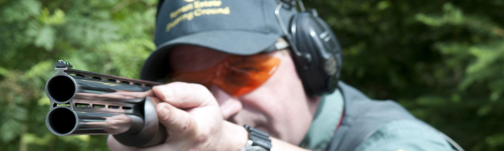 Clay Pigeon and Air Rifle Shooting Dumfries and Galloway